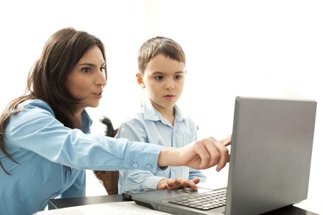 internet search lesson